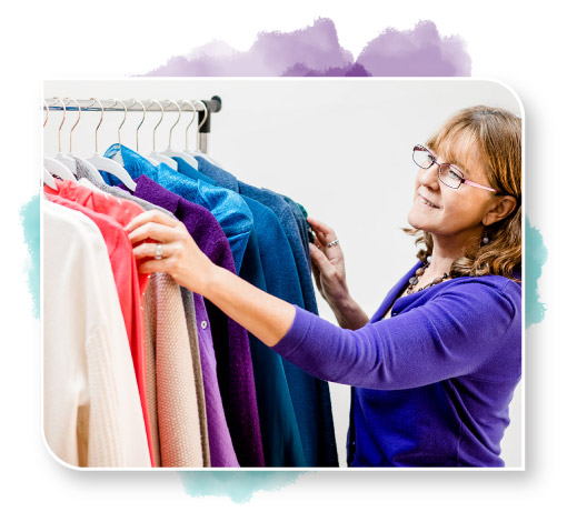 Natural Colour and Style - Colour Consultations, Style Consultations, Wardrobe Declutter and Personal Shopping