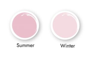 Pinks for cool skin tones