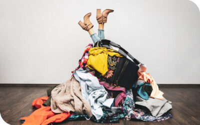 Declutter your Wardrobe to Discover what Suits You and Your Lifestyle!